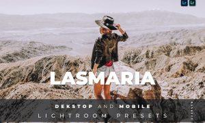 Lasmaria Desktop and Mobile Lightroom Preset