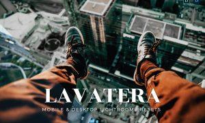 Lavatera Mobile and Desktop Lightroom Presets