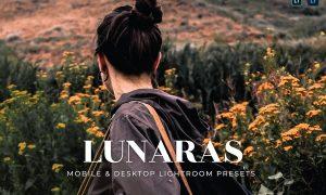 Lunaras Mobile and Desktop Lightroom Presets