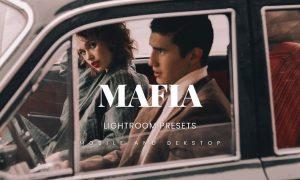 Mafia Lightroom Presets Dekstop and Mobile