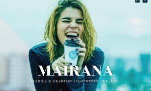 Mairana Mobile and Desktop Lightroom Presets