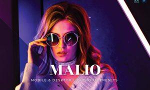 Malio Mobile and Desktop Lightroom Presets