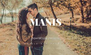 Manis Lightroom Presets Dekstop and Mobile