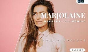 Marjolaine Desktop and Mobile Lightroom Preset