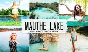 Mauthe Lake Mobile & Desktop Lightroom Presets