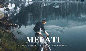 Melati Mobile and Desktop Lightroom Presets