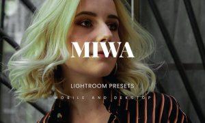 Miwa Lightroom Presets Dekstop and Mobile