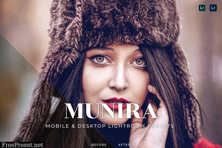 Munira Mobile and Desktop Lightroom Presets