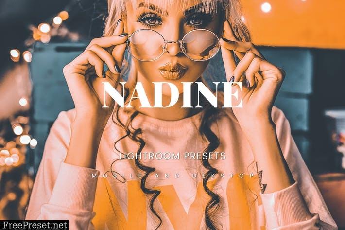 Nadine Lightroom Presets Dekstop and Mobile