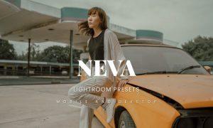 Neva Lightroom Presets Dekstop and Mobile