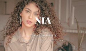 Nia Lightroom Presets Dekstop and Mobile