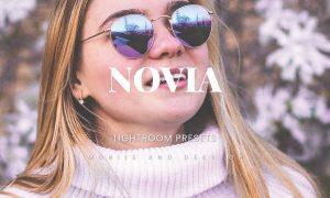 Novia Lightroom Presets Dekstop and Mobile