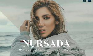 Nursada Mobile and Desktop Lightroom Presets