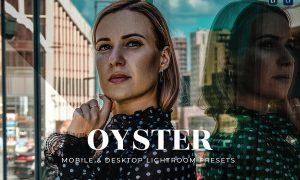 Oyster Mobile and Desktop Lightroom Presets