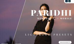 Paridhi Desktop and Mobile Lightroom Preset