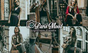 Paris Mood Lightroom Presets Mobile And Desktop