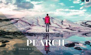 Pearch Mobile and Desktop Lightroom Presets