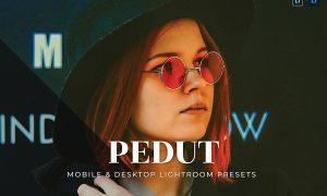 Pedut Mobile and Desktop Lightroom Presets