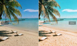 Polynesia Mobile & Desktop Lightroom Presets