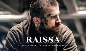 Raissa Mobile and Desktop Lightroom Presets