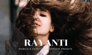 Rayanti Mobile and Desktop Lightroom Presets
