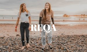 Reqa Lightroom Presets Dekstop and Mobile