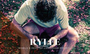 Rylee Mobile and Desktop Lightroom Presets