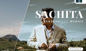 Sachita Desktop and Mobile Lightroom Preset