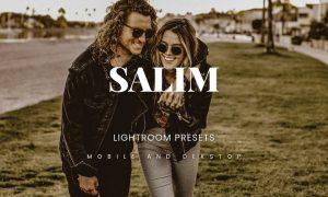 Salim Lightroom Presets Dekstop and Mobile