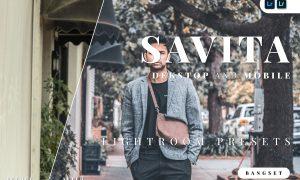 Savita Desktop and Mobile Lightroom Preset