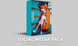 Social Media Pack | Deluxe Edition For Mobile , PC