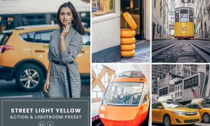 Street Photography Action & Lightrom Presets
