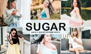 Sugar Mobile & Desktop Lightroom Presets