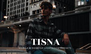 Tisna Mobile and Desktop Lightroom Presets