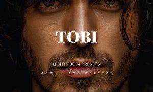Tobi Lightroom Presets Dekstop and Mobile