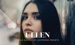 Ullen Mobile and Desktop Lightroom Presets