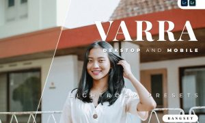 Varra Desktop and Mobile Lightroom Preset