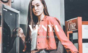 Venya Lightroom Presets Dekstop and Mobile