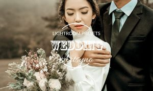 Wedding Lightroom Presets Dekstop and Mobile