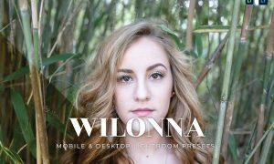 Wilonna Mobile and Desktop Lightroom Presets