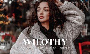 Wilothy Mobile and Desktop Lightroom Presets