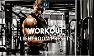 Workout lightroom presets