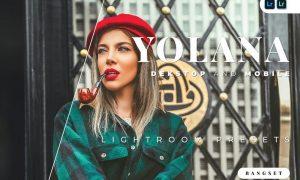 Yolana Desktop and Mobile Lightroom Preset