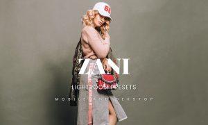 Zani Lightroom Presets Dekstop and Mobile