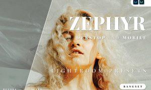 Zephyr Desktop and Mobile Lightroom Preset