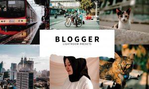 10 Blogger Lightroom Presets 5978577