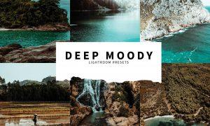 10 Deep Moody Lightroom Presets 6076178