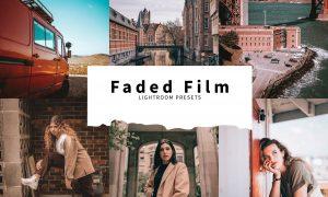 10 Faded Film Lightroom Presets 6076164