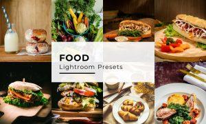 10 Food Lightroom Presets 5386471