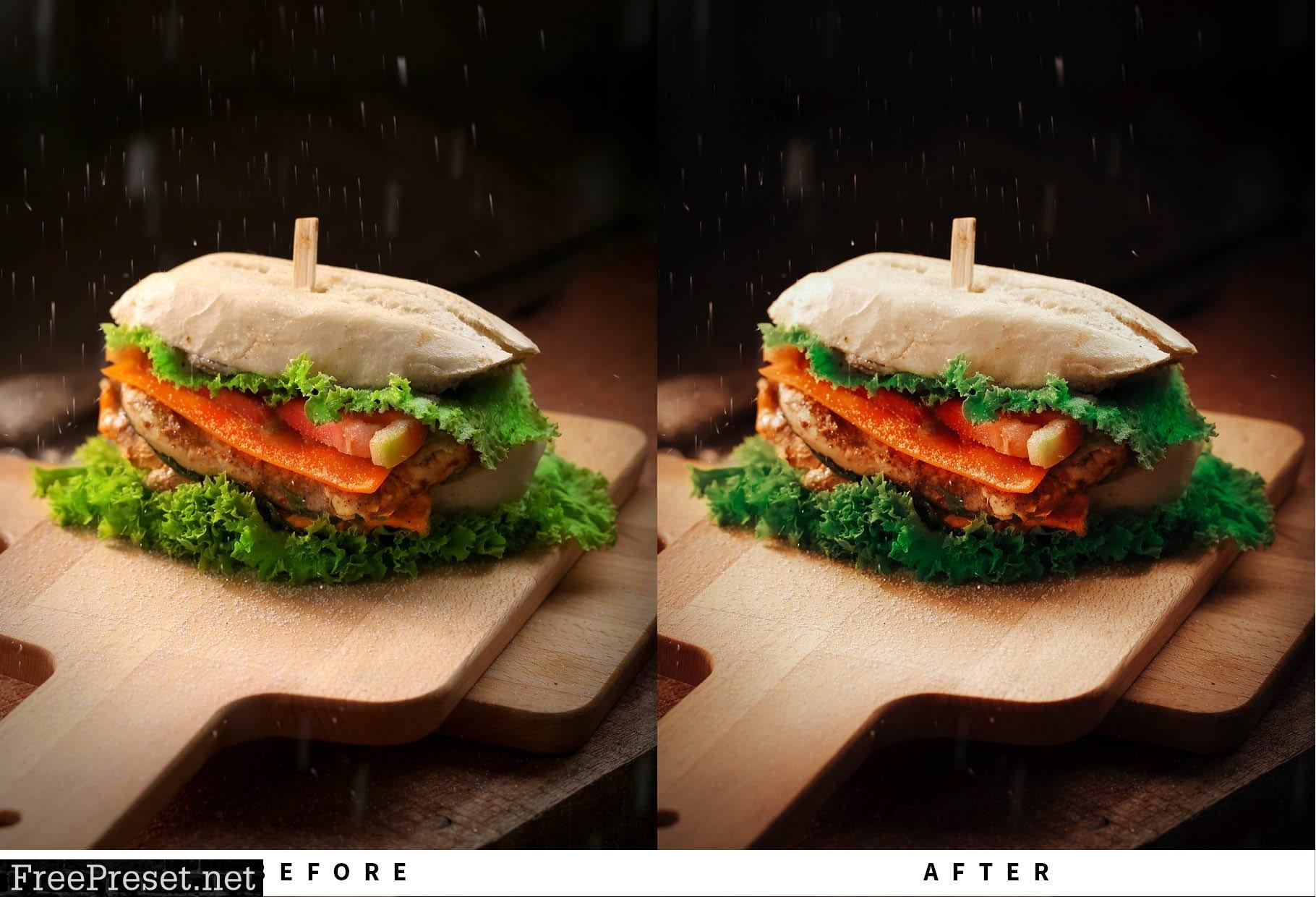 10 Food Lightroom Presets 5808540